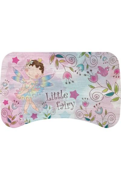 Popcorn Kids Little Fairy Sandalyeli Aktivite Masa Seti