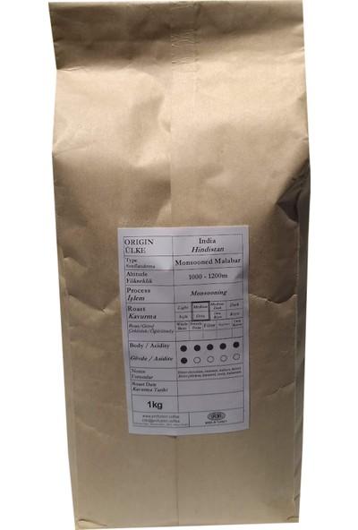 Profusion Coffee Taze Kavrulmuş Hi̇ndi̇stan Monsooned Malabar Çekirdek Kahve 1 kg
