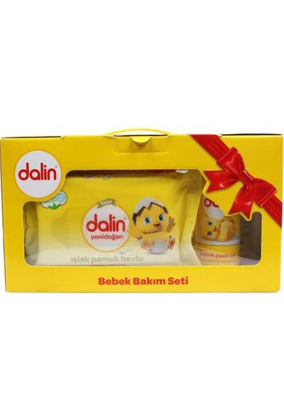 Dalin Bebek Bakım Seti Gift Set