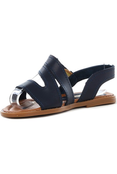 Stilobello Taşlı Kadın Sandalet