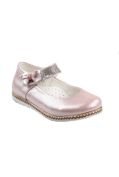 Pingu Pudra Kız Çocuk Günlük Ayakkabı