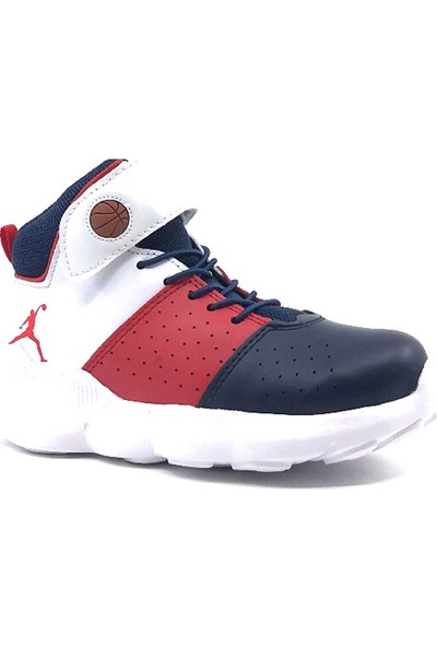 Ayakkabımood Cool Filet Lacivert Erkek Çocuk Basketbol Ayakkabısı