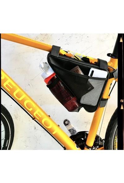 Erseplus Bisiklet Çantası Kadro Arası Suluk Hazneli