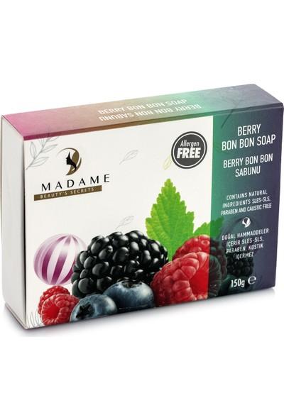 Madame Beauty Doğal Berry Bon Bon Sabunu 150 gr