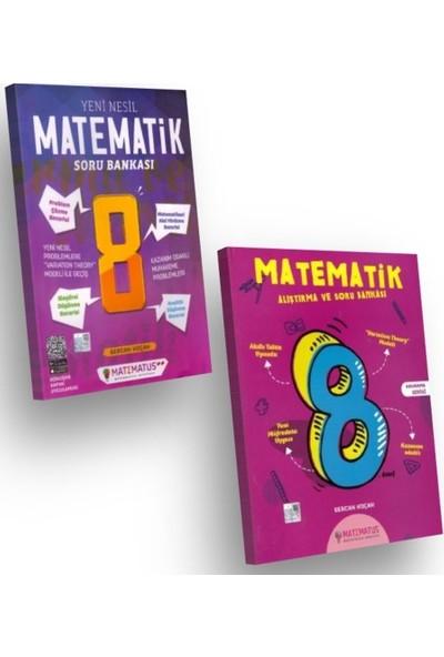Matematus Yayınları 8 .Sınıf Matematik Seti