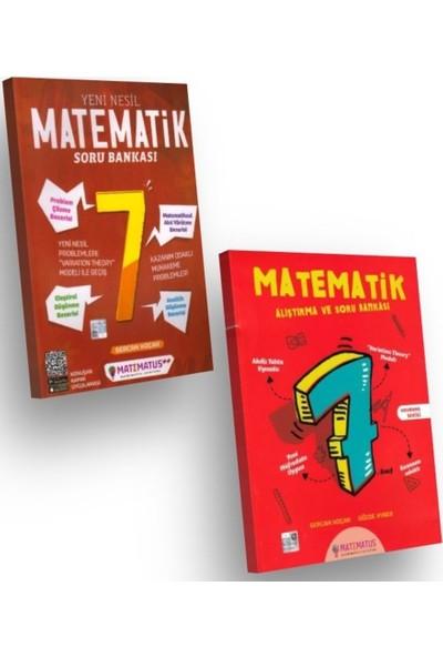 Matematus Yayınları 7. Sınıf Matematık Setı