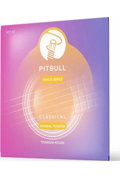 Pitbull Strings Venüs Series Vcg Nt Takım Tel Klasik Gitar Teli