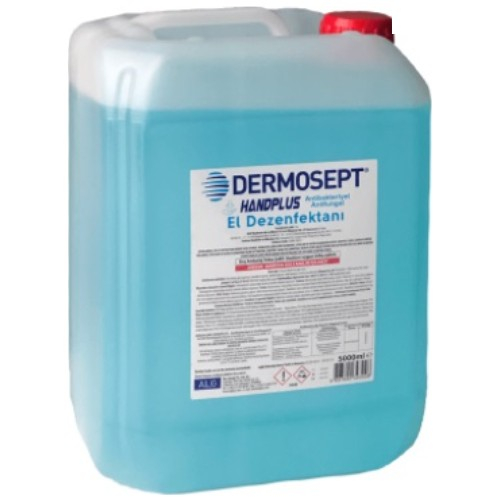 dermosept handplus el dezenfektani 5000 ml