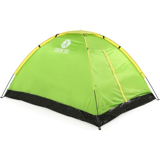 Upland Crew 3 XL Çadır 4 Kişilik Kamp Çadırı