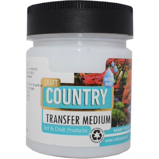Craft Country 8002 Transfer Tutkalı 120 cc