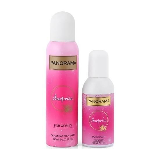 Panorama Surprise Edp Kadın Parfüm Set
