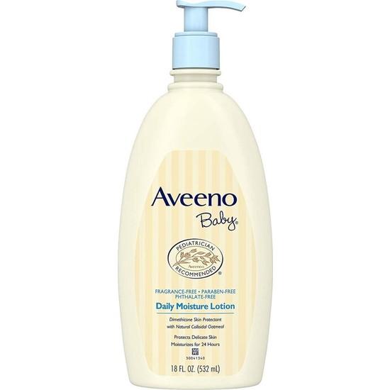 Aveeno Baby Günlük Nemlendirici Losyon 532 ml