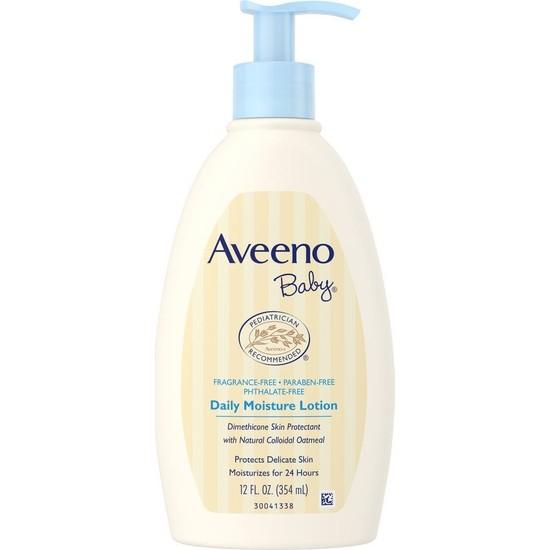 Aveeno Baby Günlük Nemlendirici Losyon 354 ml