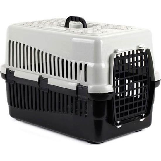Petzoom Büyük Boy Kedi Köpek Taşıma Kafesi