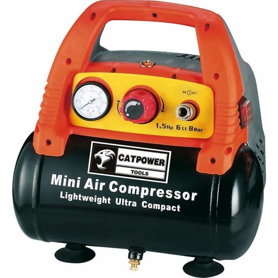 Catpower 1106 Yağsız Kompresör