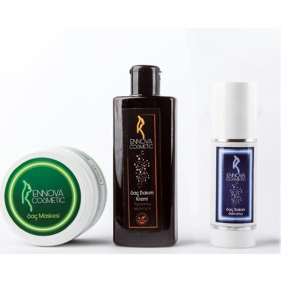 Ennova Cosmetics Ennova Cosmetic Besleyici Saç Bakım Seti