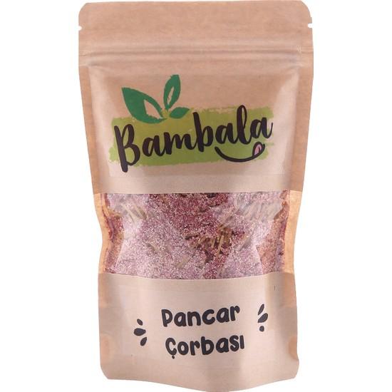 Bambala Pancar Çorbası