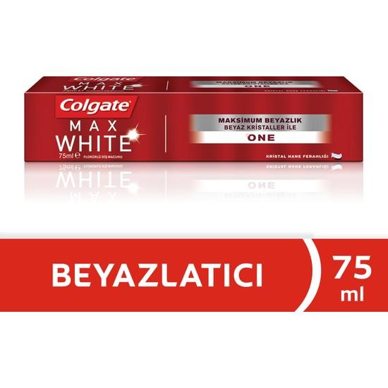Colgate Max White One Beyazlatıcı Diş Macunu 75 ml