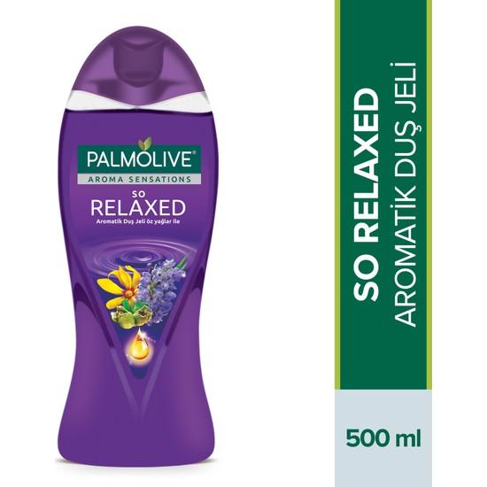 Palmolive Aroma Sensations So Relaxed Aromatik Duş Jeli 500 ml