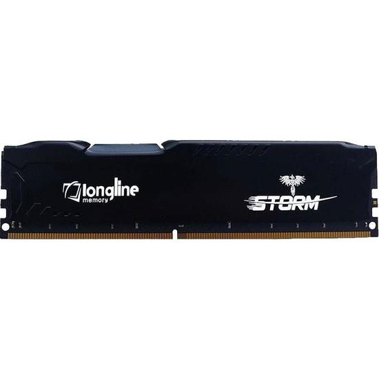 Longline PC4-19200 Storm 16GB 2400MHZ Ddr4 Ram LNGDDR4ST2400DT/16GB