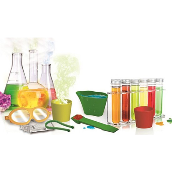 Lisciani Kimya Deneyleri Eğitici Bilim Seti