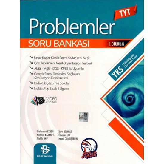 Bilgi Sarmal TYT Problemler Soru Bankası - Mehmet Karanfil