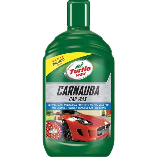 Turtle Wax Boya Koruyucu Carnauba Sıvı Cila 500 ml