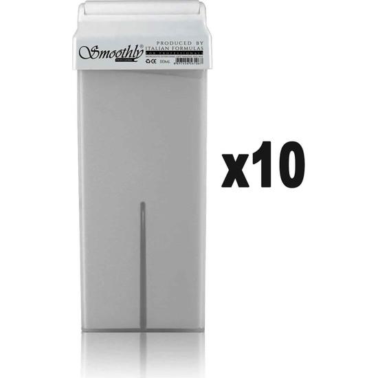 Smoothly Kartuş Ağda Smo Silver 100gr 10 Adet