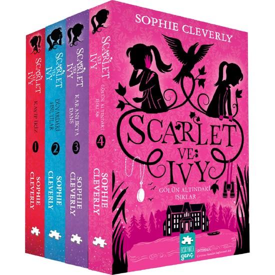 Scarlet ve Ivy Serisi (4 Kitap) - Sophie Cleverly
