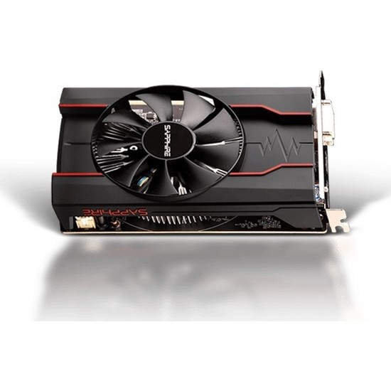 Sapphire Radeon RX 550 2GB 64Bit GDDR5 (DX12) PCI-E 3.0 Ekran Kartı 11268-21-20G