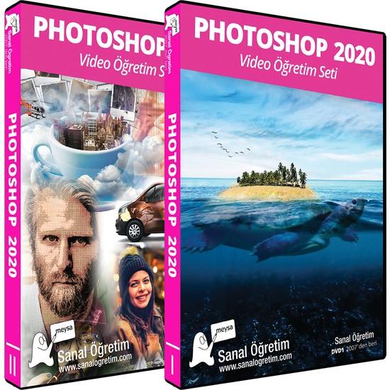 Sanal Öğretim Photoshop 2020 Eğitim