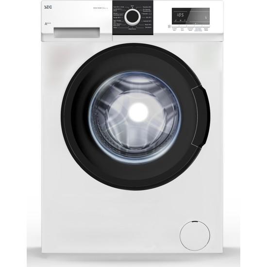 SEG SCM 9100 E A+++ 9 kg 1000 Devir Çamaşır Makinesi