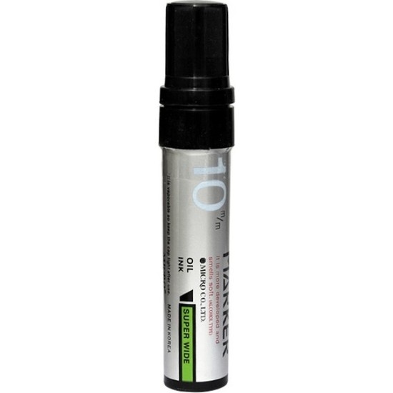 Micro Permanent Marker 10 mm Siyah