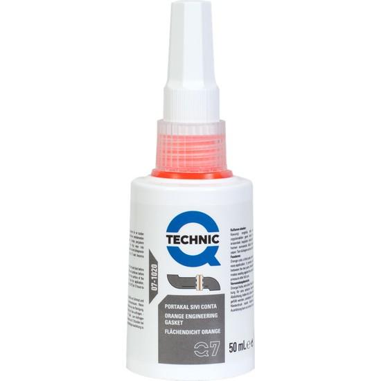Q-Technic Portakal Sıvı Conta Körüklü 50 ml