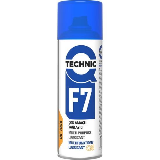 Q-Technic Çok Amaçlı Bakım Sprey 200 ml