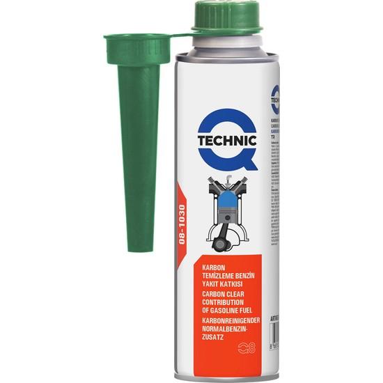 Q-Technic Benzin Enjektör Temizleyici 300 ml