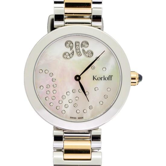 Korloff Cdkwbıc Kadın Kol Saati