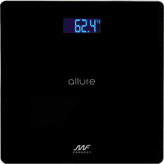 MF Product Allure 0289 Dijital Tartı Siyah