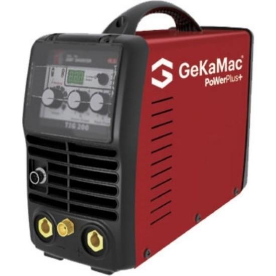 Gedik Kaynak Gekamac Power Plus Tıg 250 - 3 Dc Kaynak Makinesi