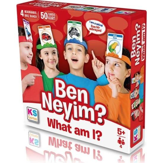 Ks Games What Am I -Ben Neyim? 25106