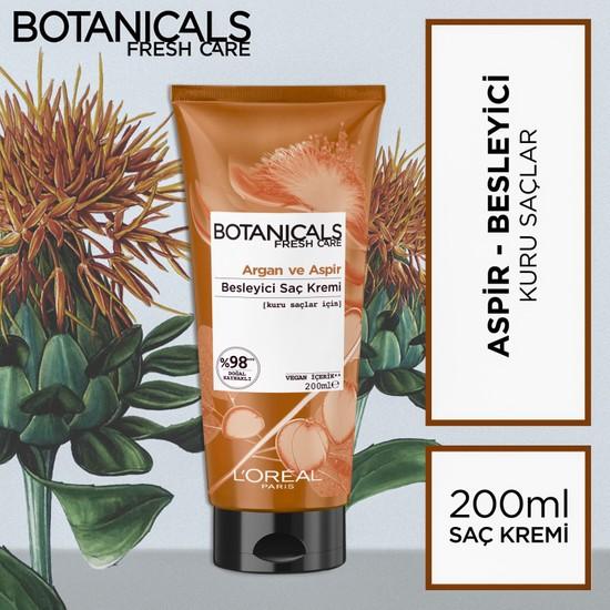 Botanicals Fresh Care Argan ve Aspir Besleyici Bakım Kremi 200 ml