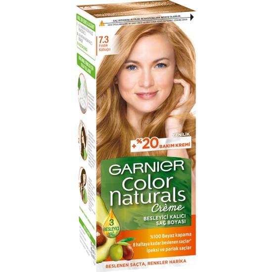 Garnier Color Naturals 7/3 - Fındık Kabuğu Saç Boyası