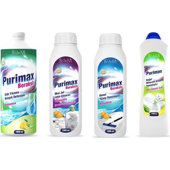 Purimax Silva Purimax Tanışma Paketi 2