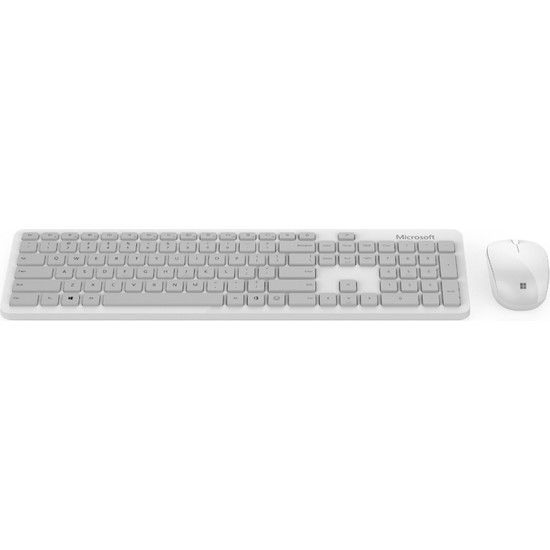 Microsoft QHG-00042 Accy Project Bluetooth Klavye Mouse Set Gri