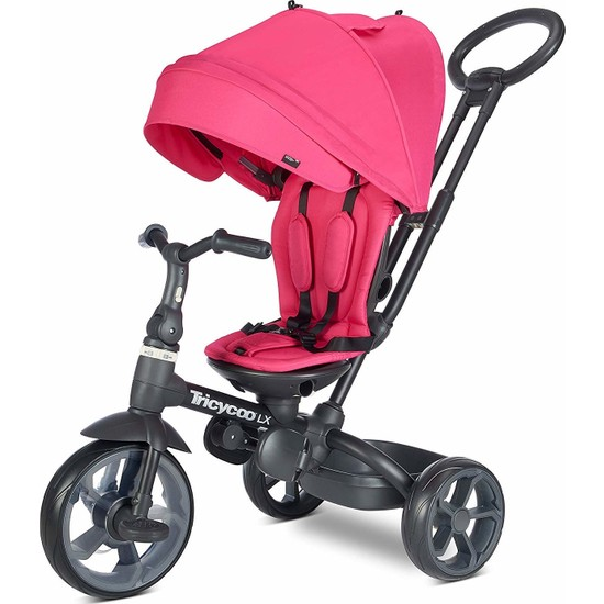 Joovy Tricycoo Lx - 3 Tekerli Bisiklet Bebek Arabası