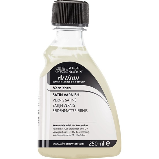 Winsor & Newton Artisan Saten Vernik 250 ml