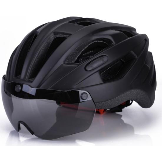 Buyfun Dağ Bisikleti Kaskı Ultralight Entegre