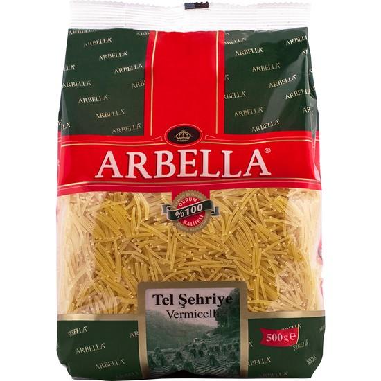 Arbella Makarna Tel Şehriye 500 gr 10'lu Paket