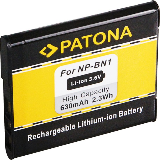 Patona Sony Dsc-Wx5 Tx5 Tx7 Tx9 T99 İçin Np-Bn1 Batarya
