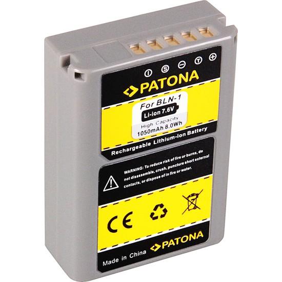 Patona Olympus Om-D E-M5 Stylus Xz-2 Pen E-P5 E-M1 İçin Bln-1 Bln1 Batarya